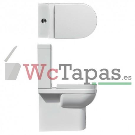 Asiento smart inodoro althea wc tapas for Inodoro gala smart