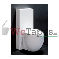 Tapa Wc caída amortiguada ORIGINAL Egg Valadares.