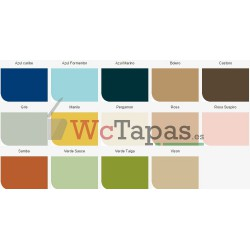Tapa Wc COMPATIBLE Sidney Roca