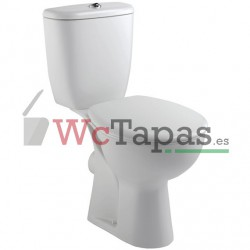 Tapa wc ECO PP Huno Jacob Delafon