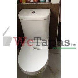 Tapa wc Amortiguada Panache Jacob Delafon
