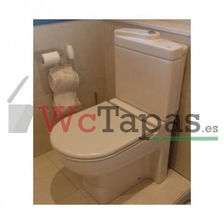 asiento columbia inodoro roca wc tapas