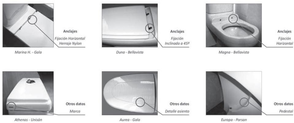 tapas wc inodoro originales
